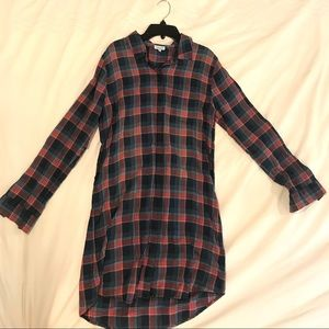 "cloth ""flannel"" dress"